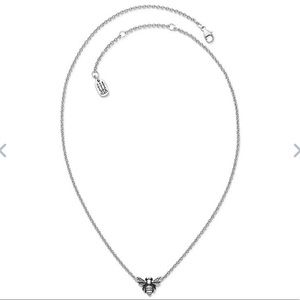 James Avery honey bee necklace solid sterling